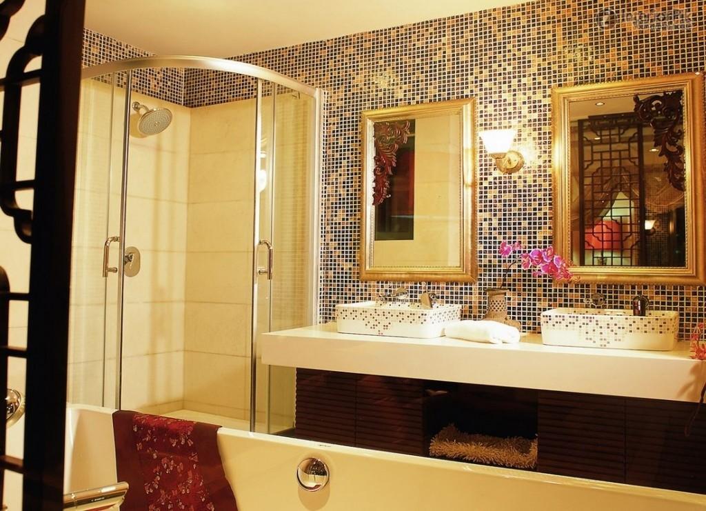 revestimentos cer micos para casa de banho. Black Bedroom Furniture Sets. Home Design Ideas