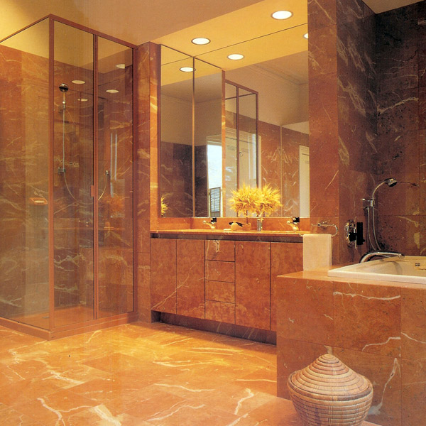 revestimento pedra natural casa de banho