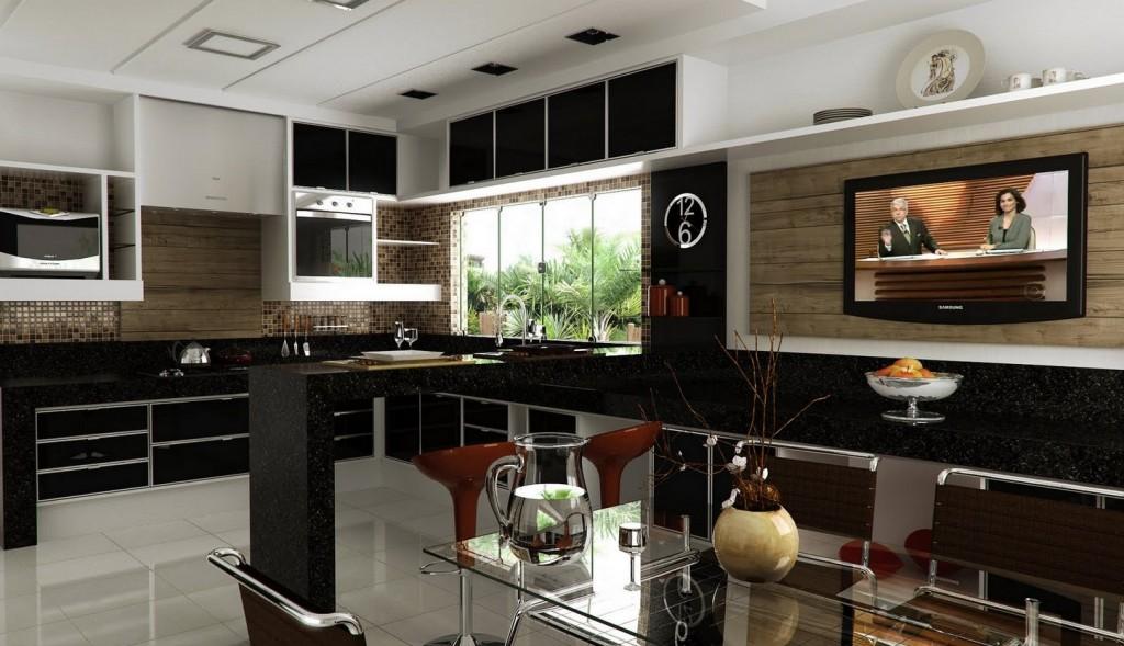 Remodelações de Cozinhas - Projeto 3D Cozinha