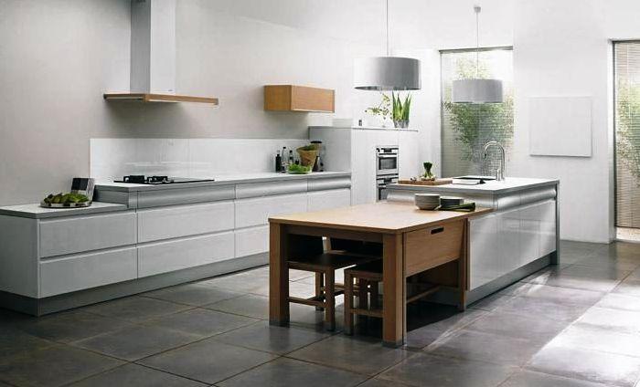 Ilha de Cozinha + Mesa