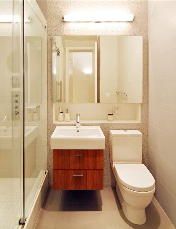casas de banho pequenas remodelações ideias 1