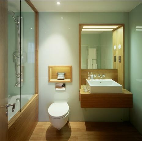 casas de banho pequenas remodelações ideias 4