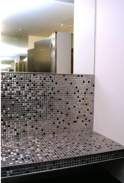 pas tilha aço inox casa de banho