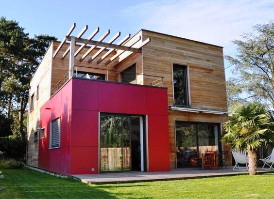 Pintura de fachadas for Fachadas exteriores de casas modernas