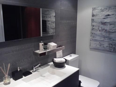 remodelações de casas de banho 03 - tons cinza