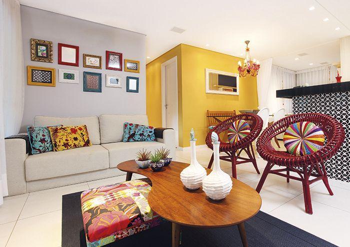 Ideias para pinturas de interiores for Ambientes interiores de casas